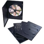 CD/DVD Video Trimcases, 50 pk